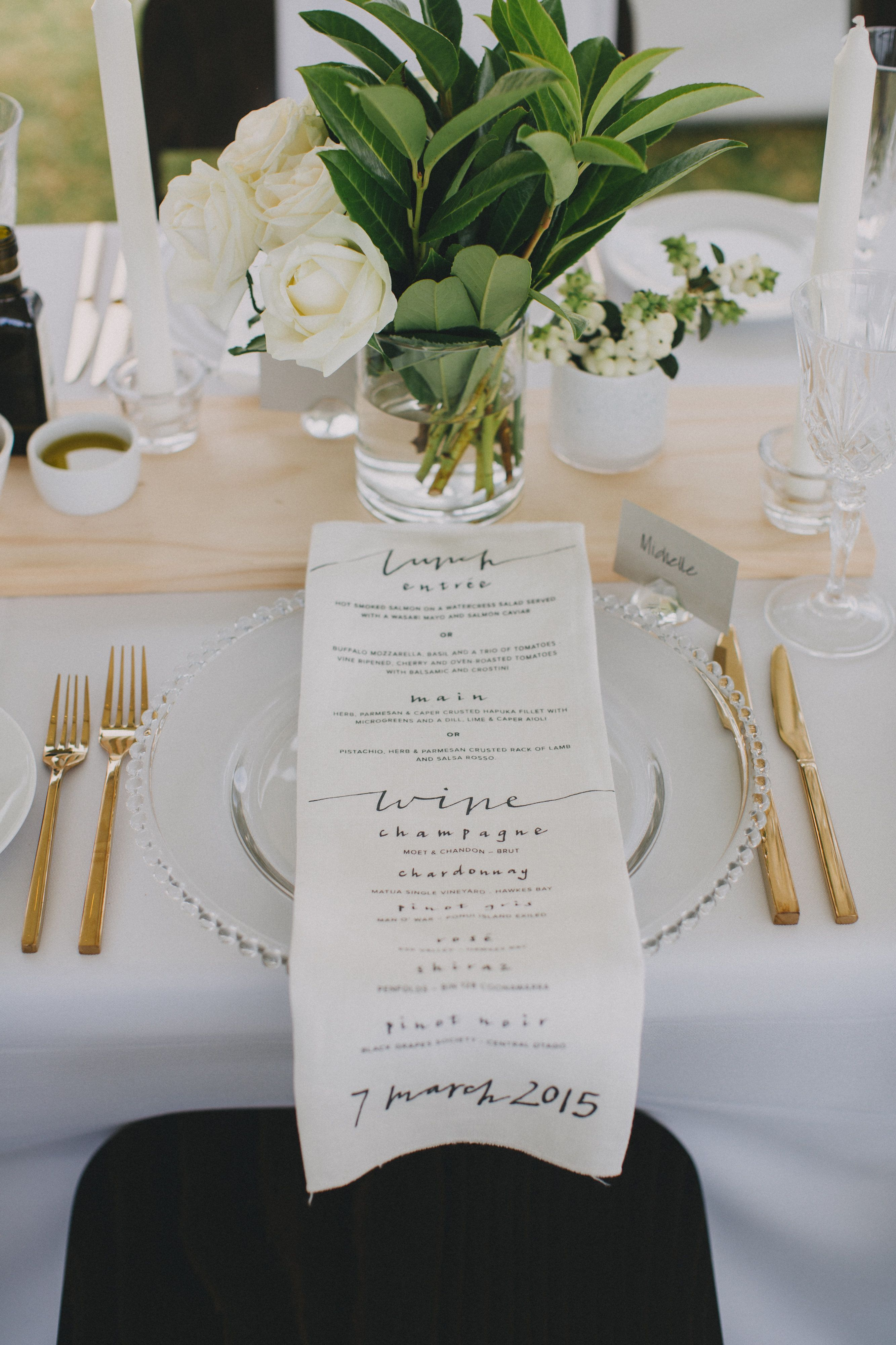 A hilltop wedding planned in just 10 weeks gold cutlery wedding a hilltop wedding planned in just 10 weeks junglespirit Gallery
