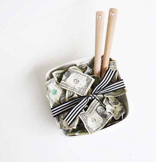 Как оригинально подарить деньги | Советы для девушек, Для ...
