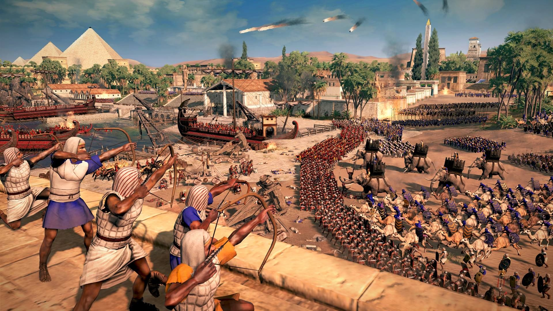 Total War Rome 2 Egypt Gaming Pinterest Rome