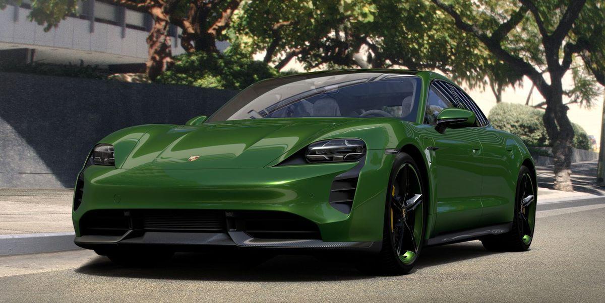 How We'd Spec It Loaded Porsche Taycan EV Comes to