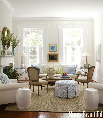 How To Decorate With Safavieh Garden Stools On Http://safavieh.com