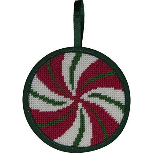 Alice Peterson Stitch-Ups Boo Needlepoint Ornament Kit