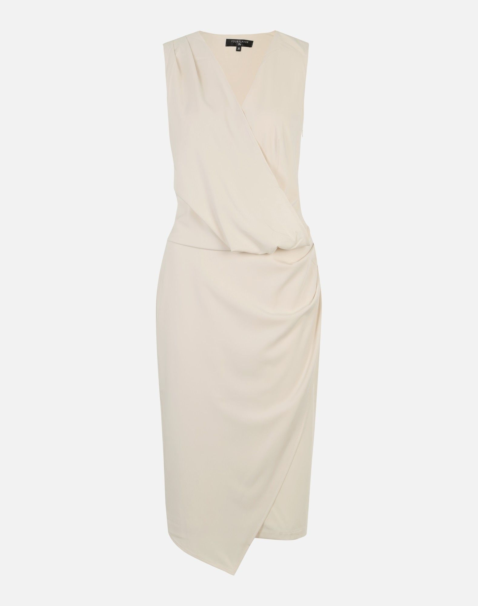 four flavor cocktailkleid 'ludi' in beige bei about you