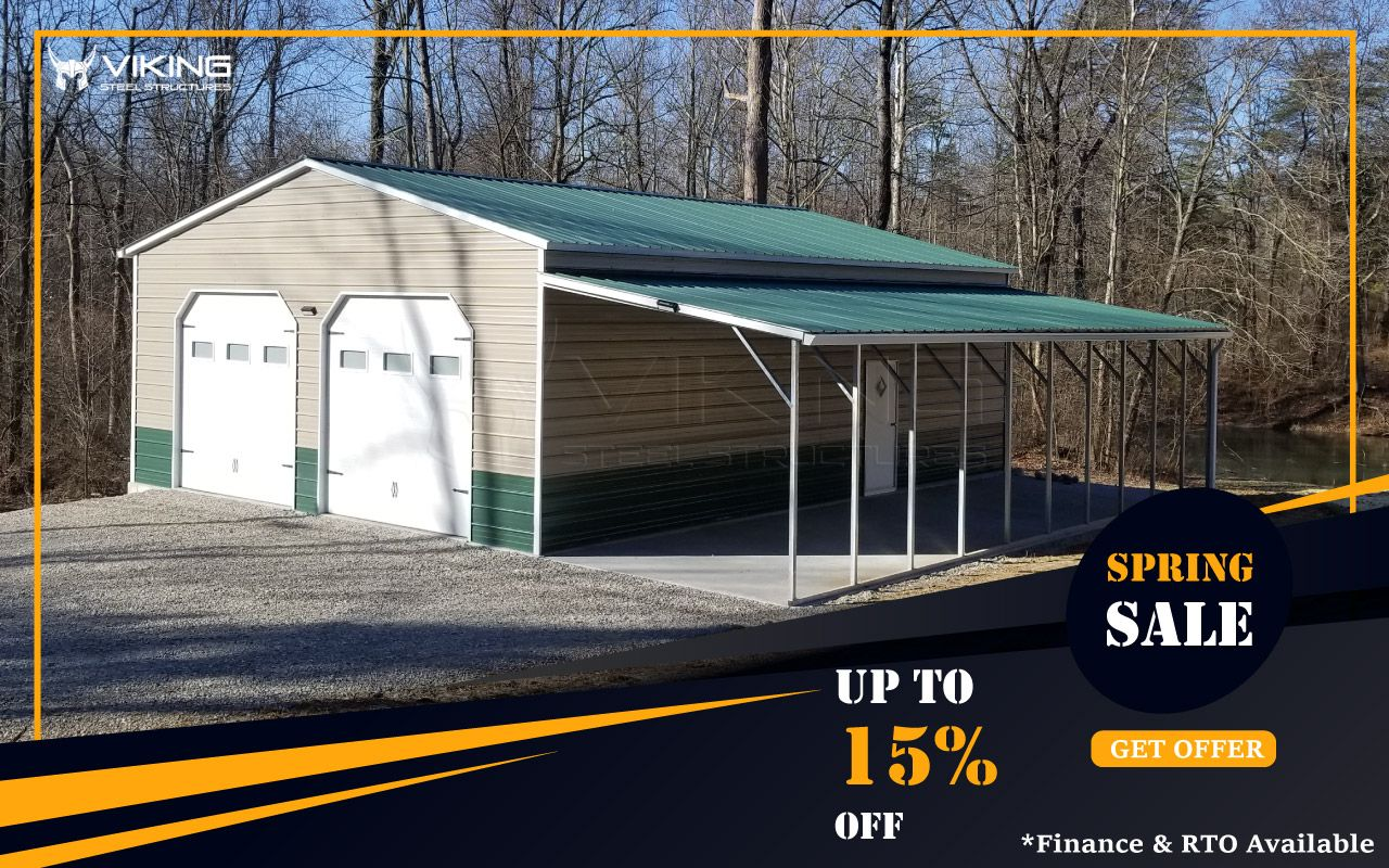 Spring Flash Sale in 2020 Metal buildings, Carports for