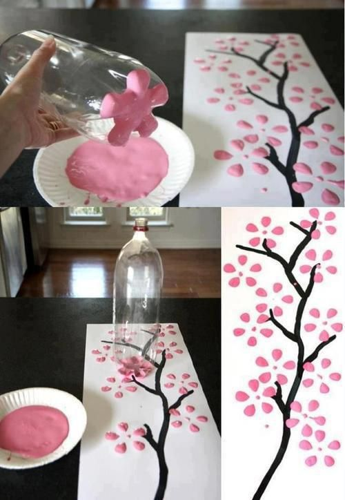Técnicas Grafo Plásticas | Manualidades. | Pinterest | DIY, Crafts y ...