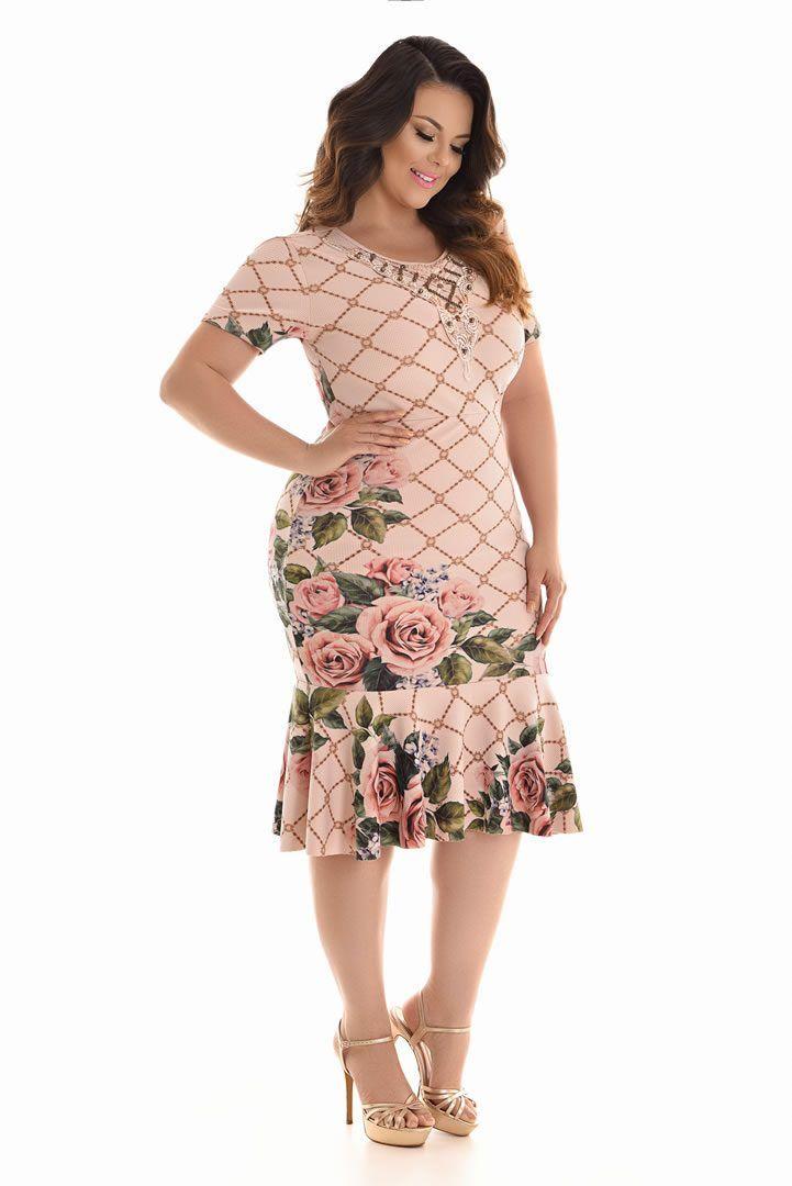 60f343ba2 Curvy Verao 2018 - Fascinius Moda Evangélica   Fashion em 2019 ...
