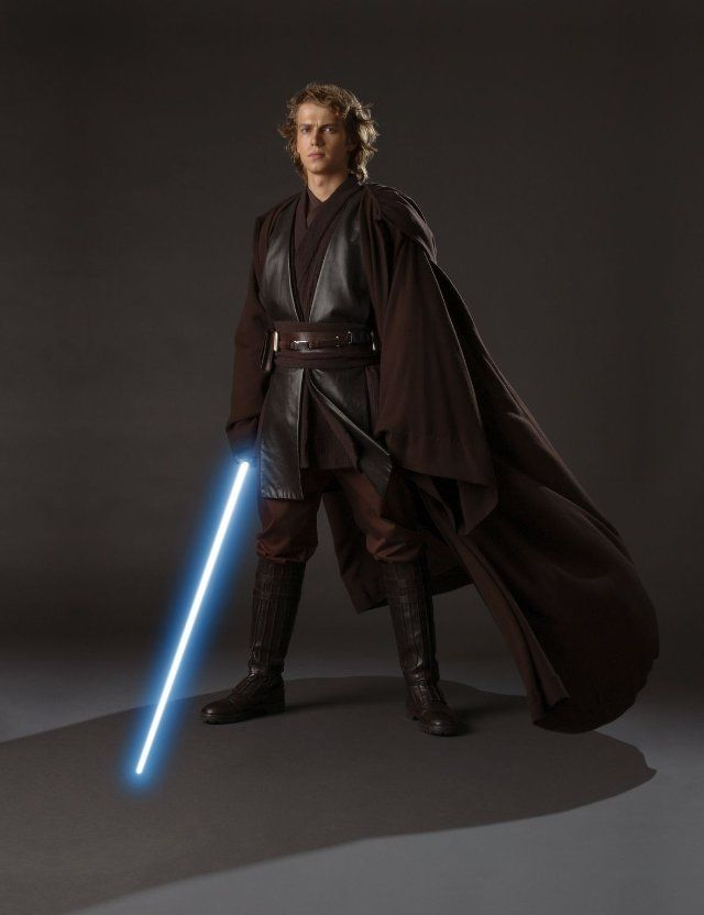 Hayden Christensen In Star Wars Episode Iii Revenge Of The Sith Star Wars Outfit Star Wars Kunst Star Wars Bilder