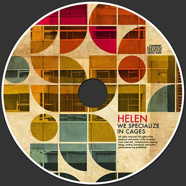 If you were looking for CD cover design ideas, look no further!