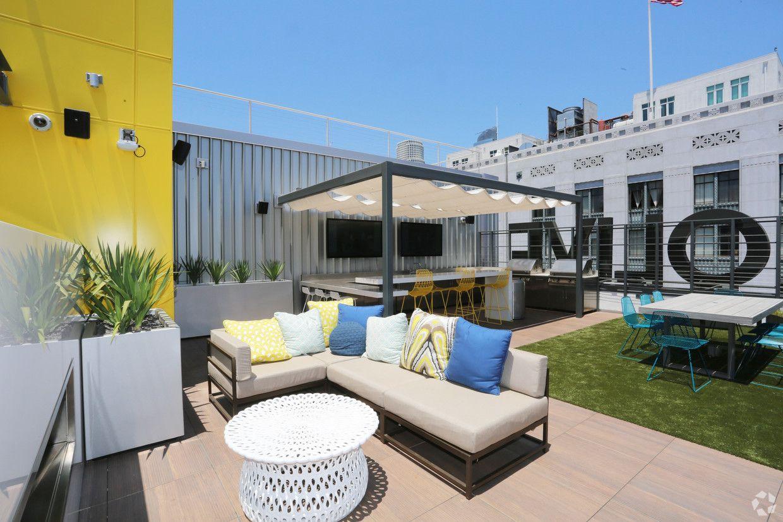 Oakwood Olympic Olive Rentals Los Angeles Ca Apartments Com Studios Los Angeles Patio Apartments For Rent