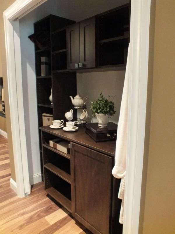 master bedroom coffee bar - Google Search in 2019 | Closet ...