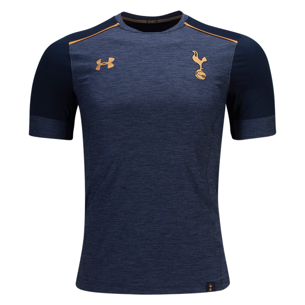 Moretón Ten cuidado Gruñido  Tottenham 2016/17 Training Jersey - Premier League 2016/17 jerseys &  apparel at WorldSoccershop.com (With images) | Tottenham, Training shirts,  British premier league