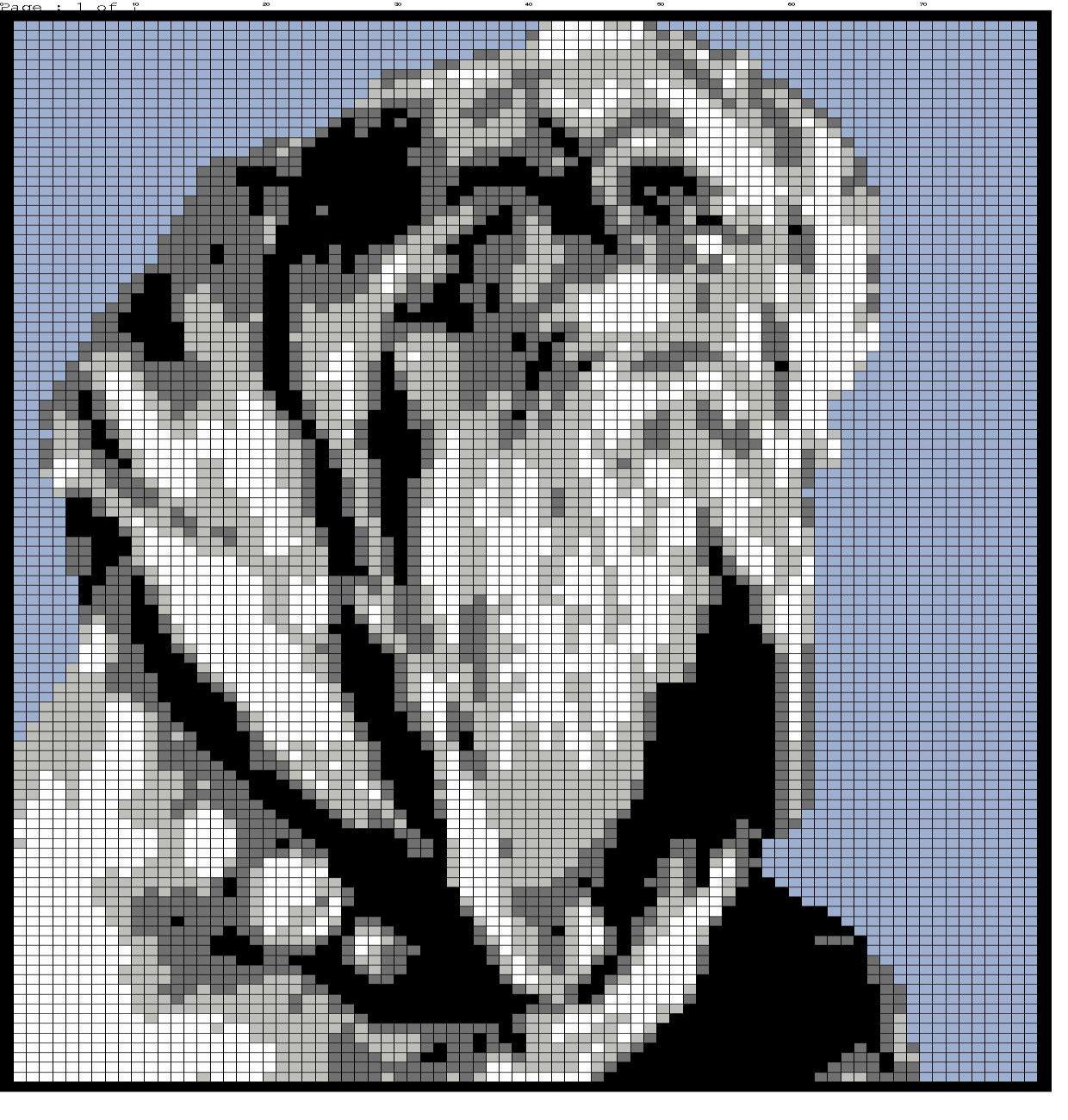 Textile Transfiguration: Harry Potter Blanket Squares   cross stitch ...