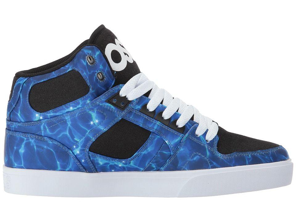 Osiris NYC83 VLC Men's Skate Shoes Deep/Blue Mens skate