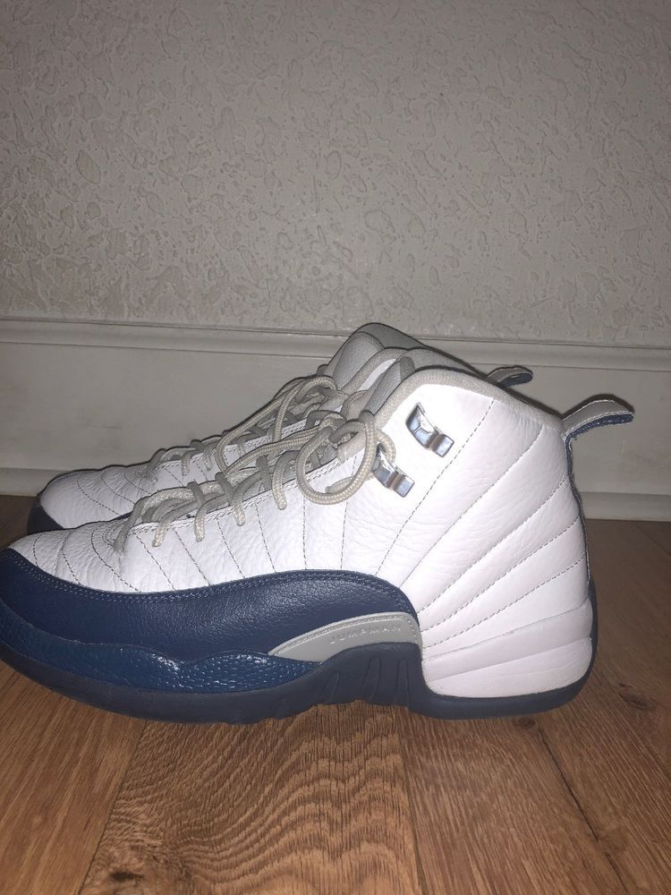 7f7b92f5da044 Jordan Retro 12 French Blue (Size 7)  fashion  clothing  shoes  accessories   mensshoes  athleticshoes (ebay link)