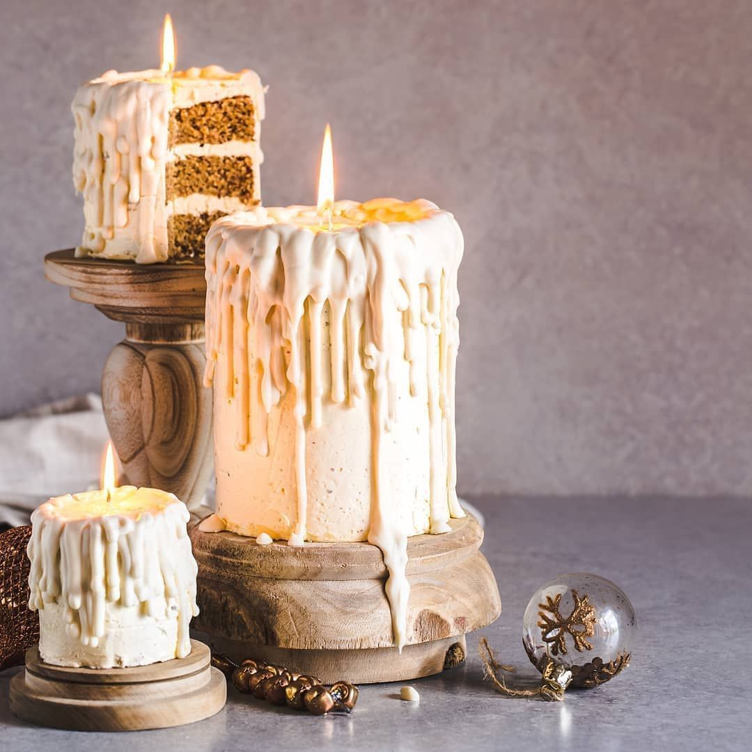 Most Current Screen Birthday Candles Instagram Tips The Perfect Time To Explode Candle Lights So Approximately Your R In 2021 Candle Cake Christmas Cake Cake Desserts