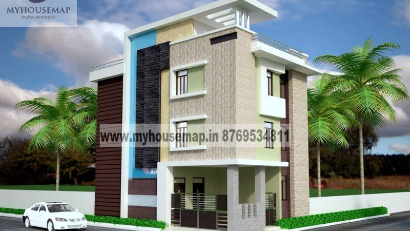 House   Home design ideas   elevation  Home design ideas   elevation design front elevation house map  . Home Elevation Designs. Home Design Ideas