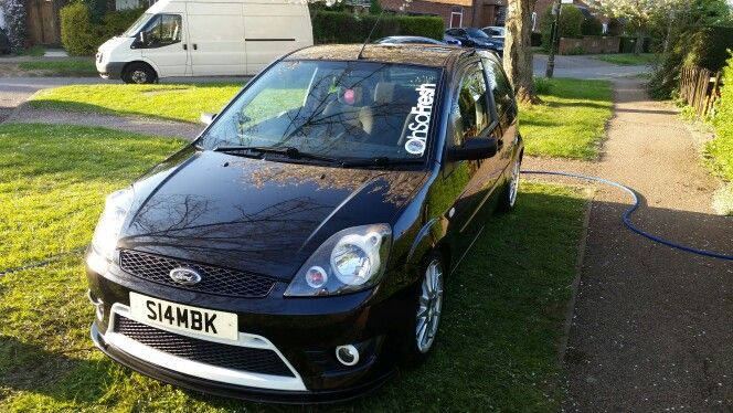 My Modified Mk6 Ford Fiesta Mk6 Zetec S Lowered Modified Cars Ford Fiestas