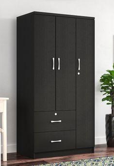Blankenship 3 Door Armoire Bedroom Closet Design Bedroom