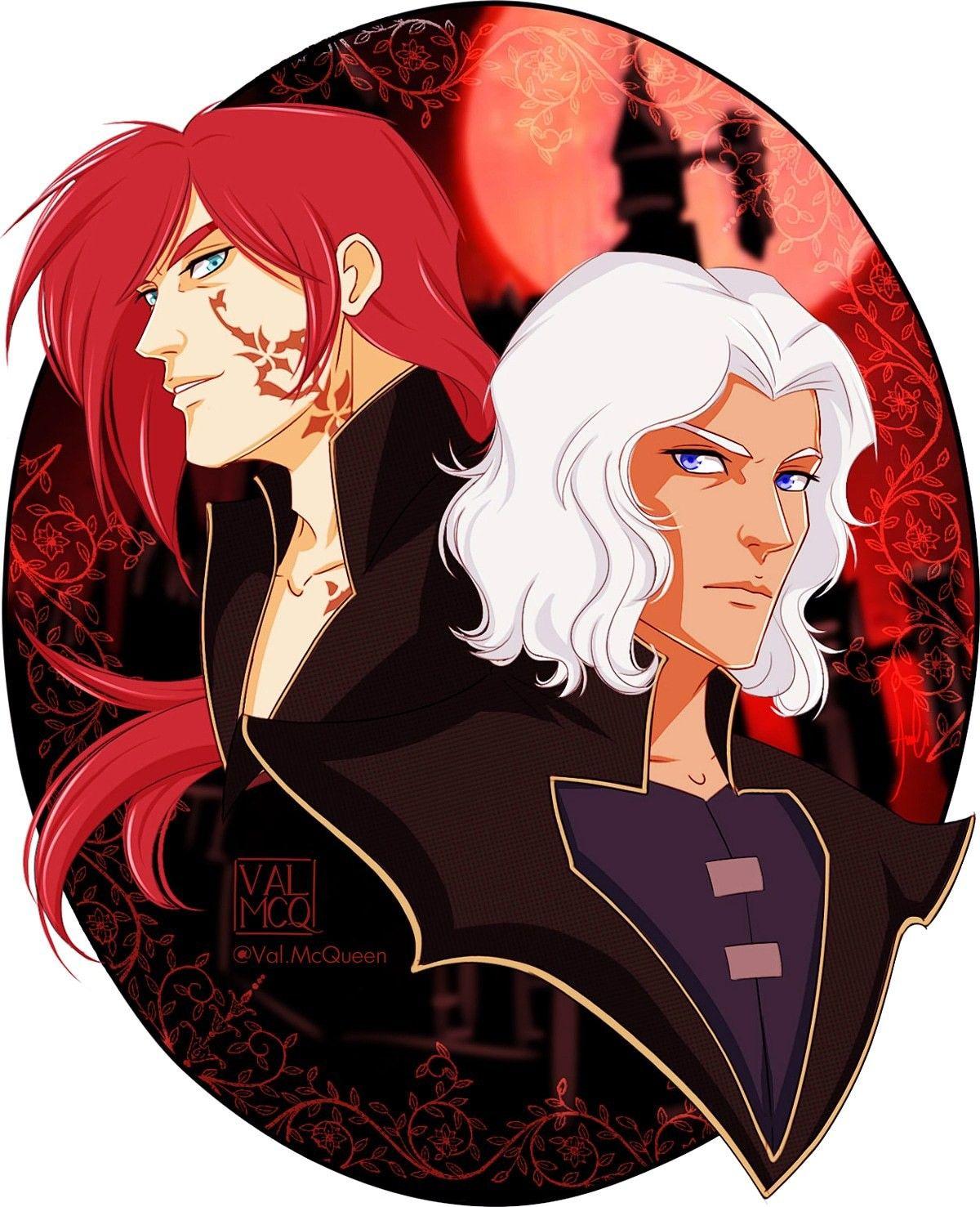 Pin by Kaitlyn Wilson on castlevania Anime, Trevor