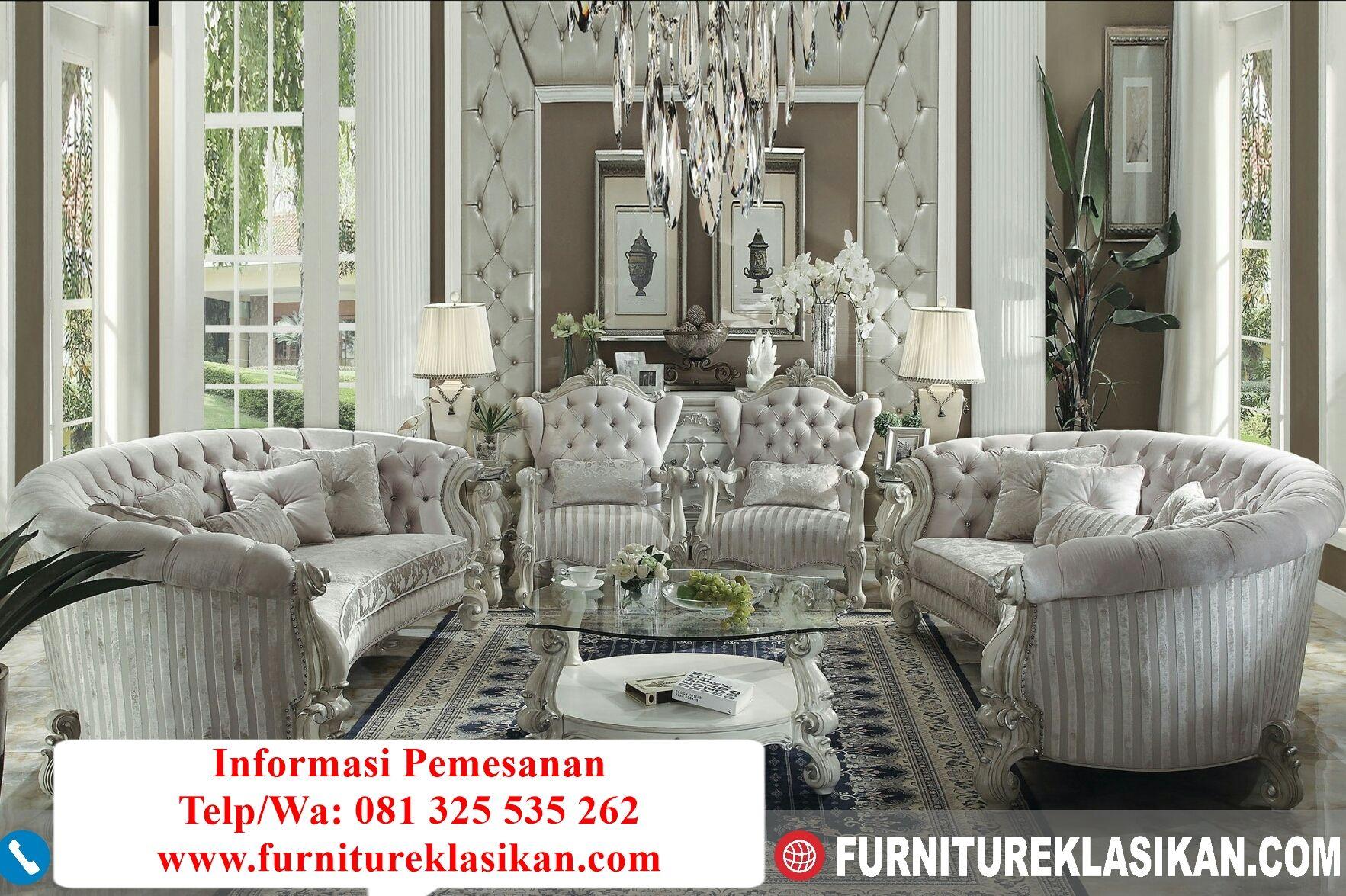 Desain Sofa Modern Paling Populer Spesifikasi Sofa Tamu Mewah