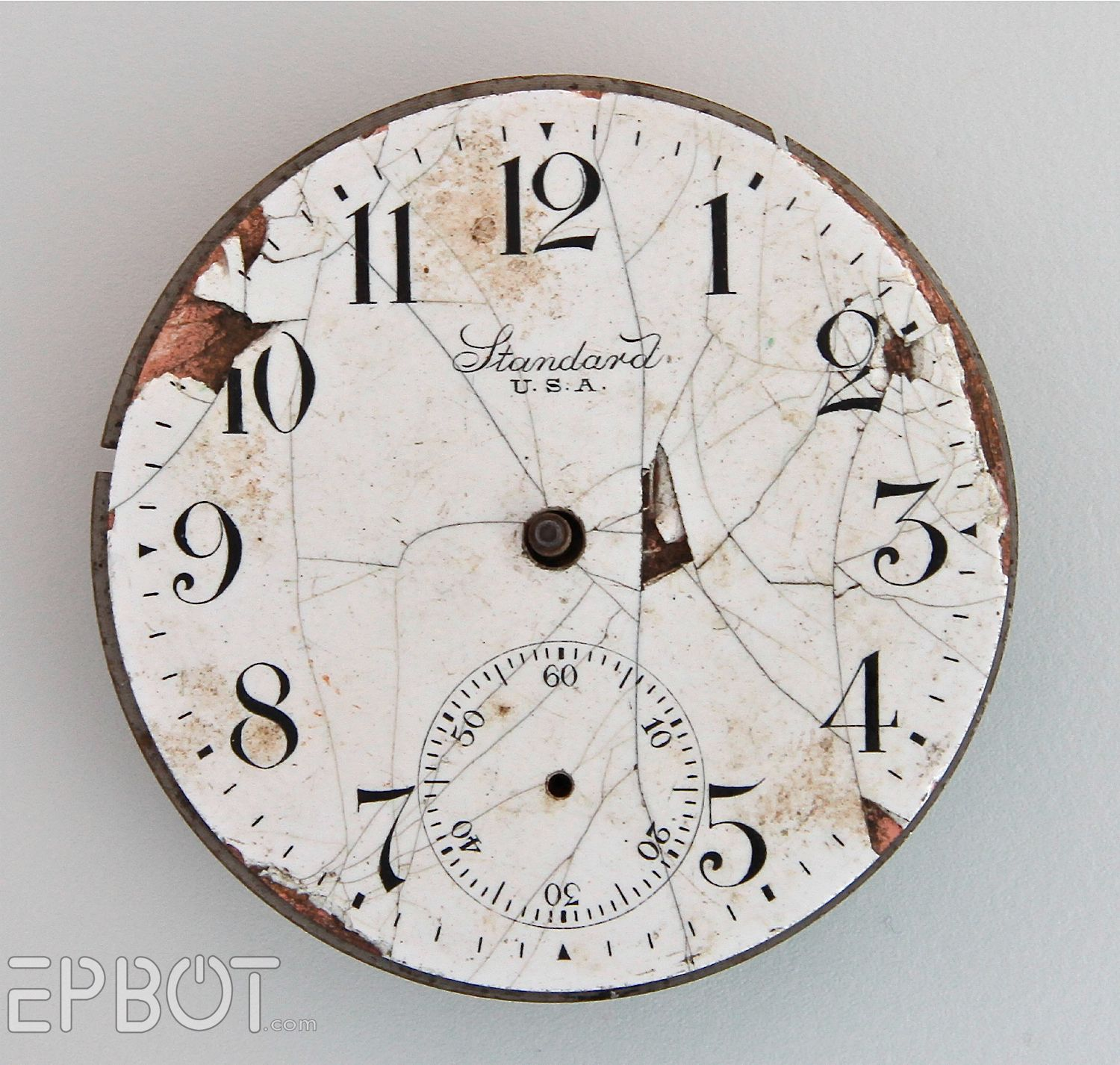 Printable Pocket Watch Faces  Nice Resource For Crafts More At