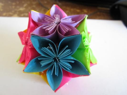 Origami My Flower Ball