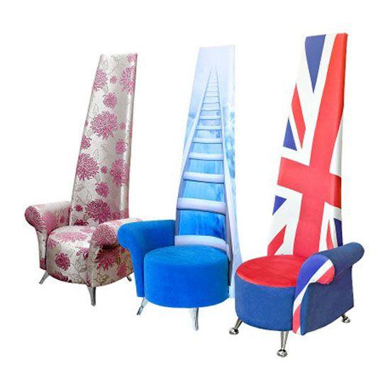 Etonnant Potenza Custom Novelty Chairs
