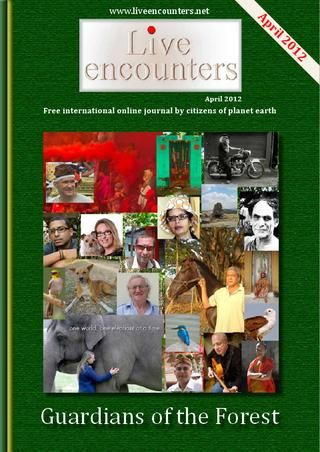 Live Encounters Magazine April 2012