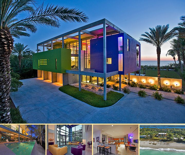 Peterson Cube Beach House Sanderling Club Siesta Key Sarasota County Florida Us 1 5