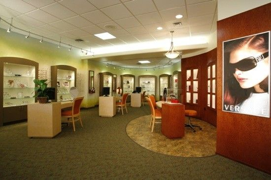 Advanced Eye Care Optical Office Design Barbara Wright