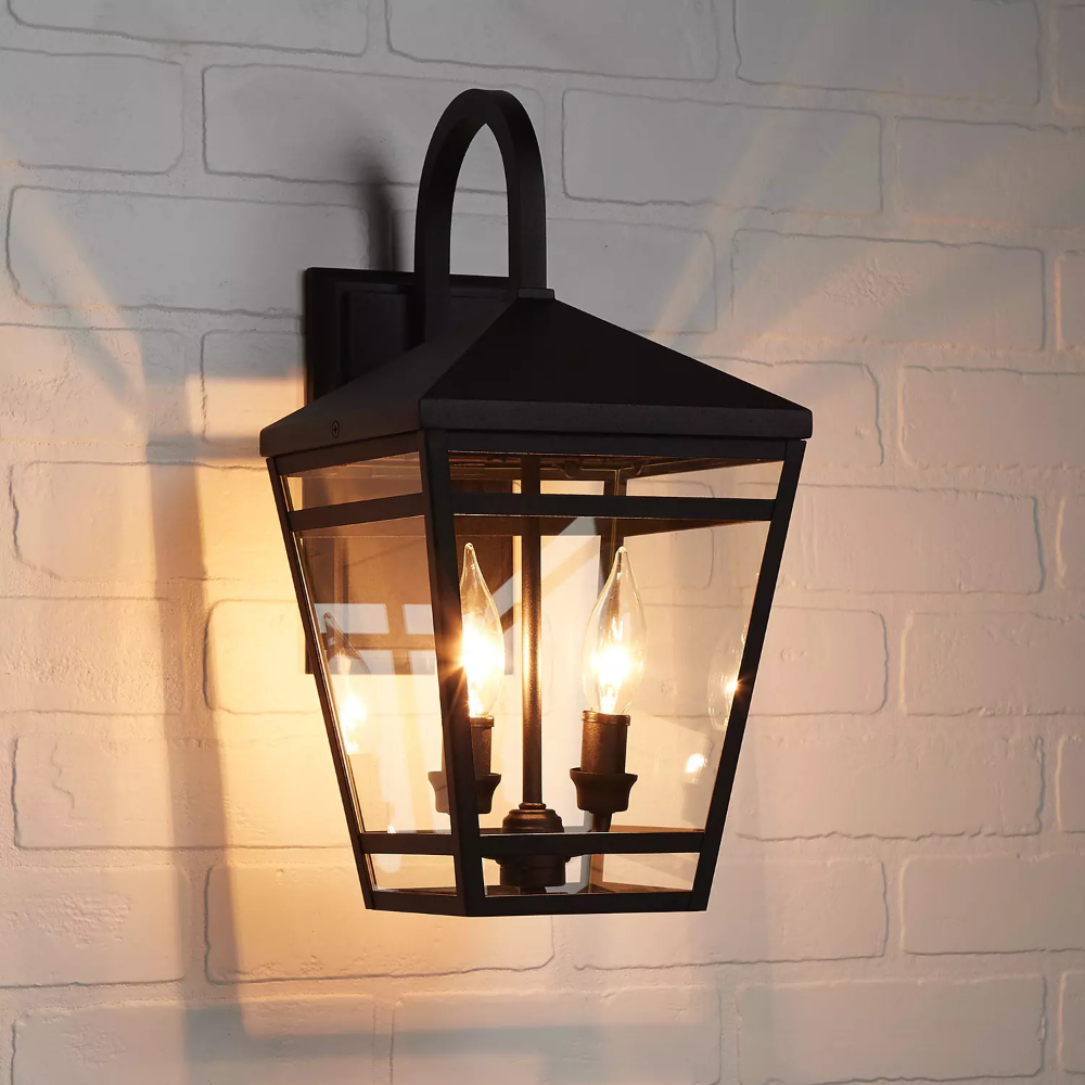 The Edgehill 2 Light Outdoor Entrance Wall Sconce Takes Inspiration From Traditional Carriage La House Lighting Outdoor Outdoor Light Fixtures Outdoor Lighting