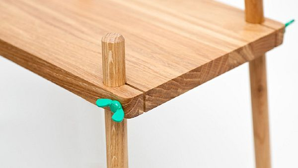 Nice Le Belge: Butterfly Screw Assembled Furniture