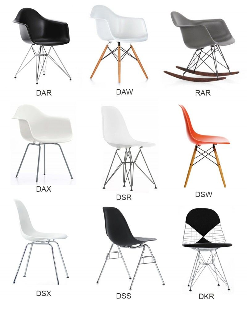 o acheter une chaise eames au meilleur prix interiors. Black Bedroom Furniture Sets. Home Design Ideas