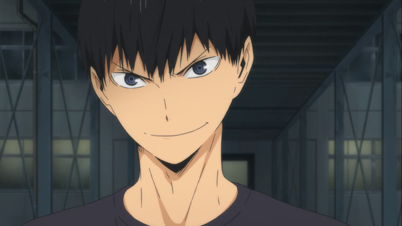 Haikyuu Season 2 Kageyama Tobio Episode 14 Фэндомы