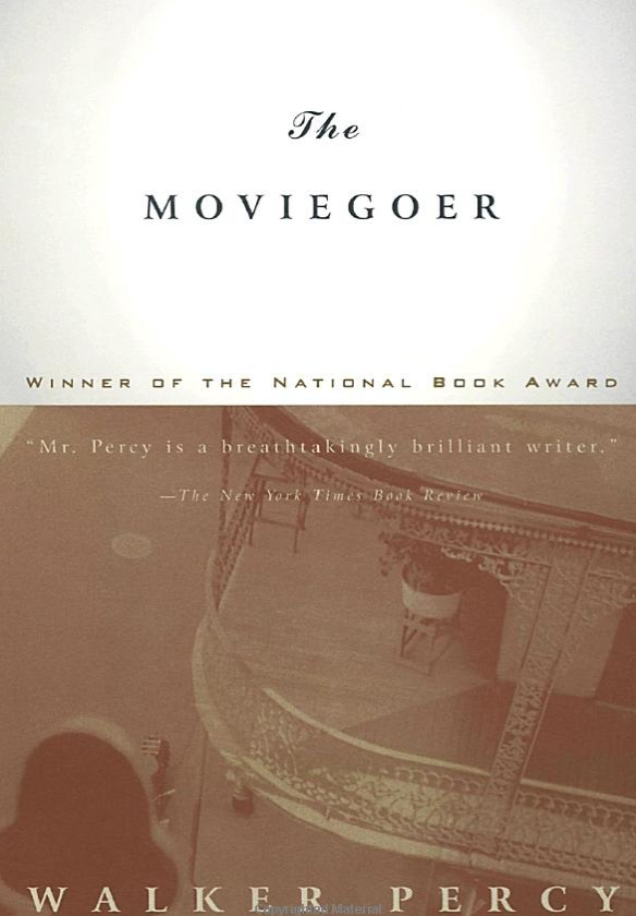 The Moviegoer by Walker Percy | 17 Books To Read After You Graduate High School