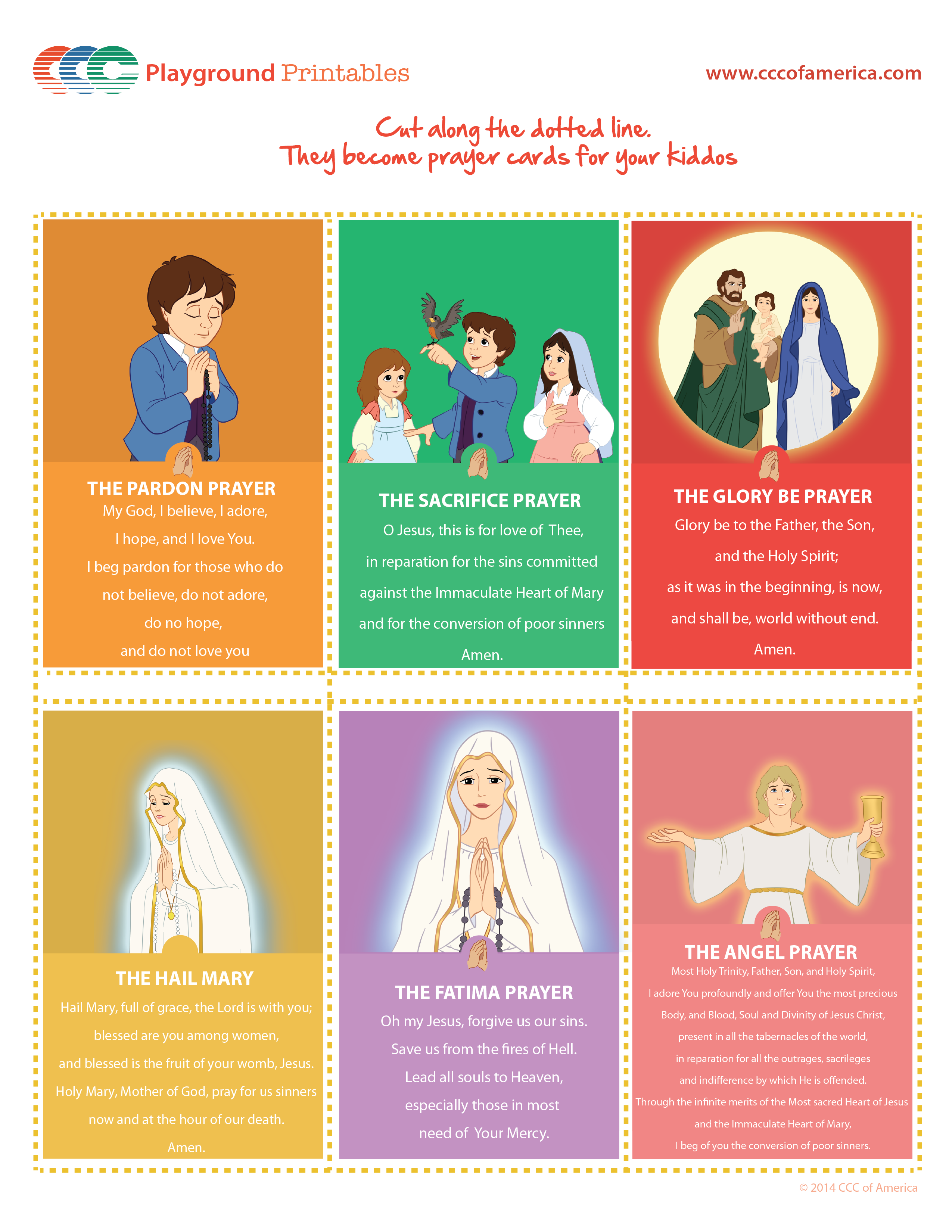 It's just a graphic of Accomplished Printable Catholic Prayer Cards