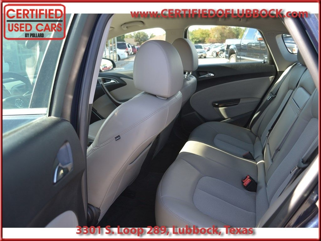 2015 Buick Verano 4dr Sdn w/1SD at Certified Used Cars by