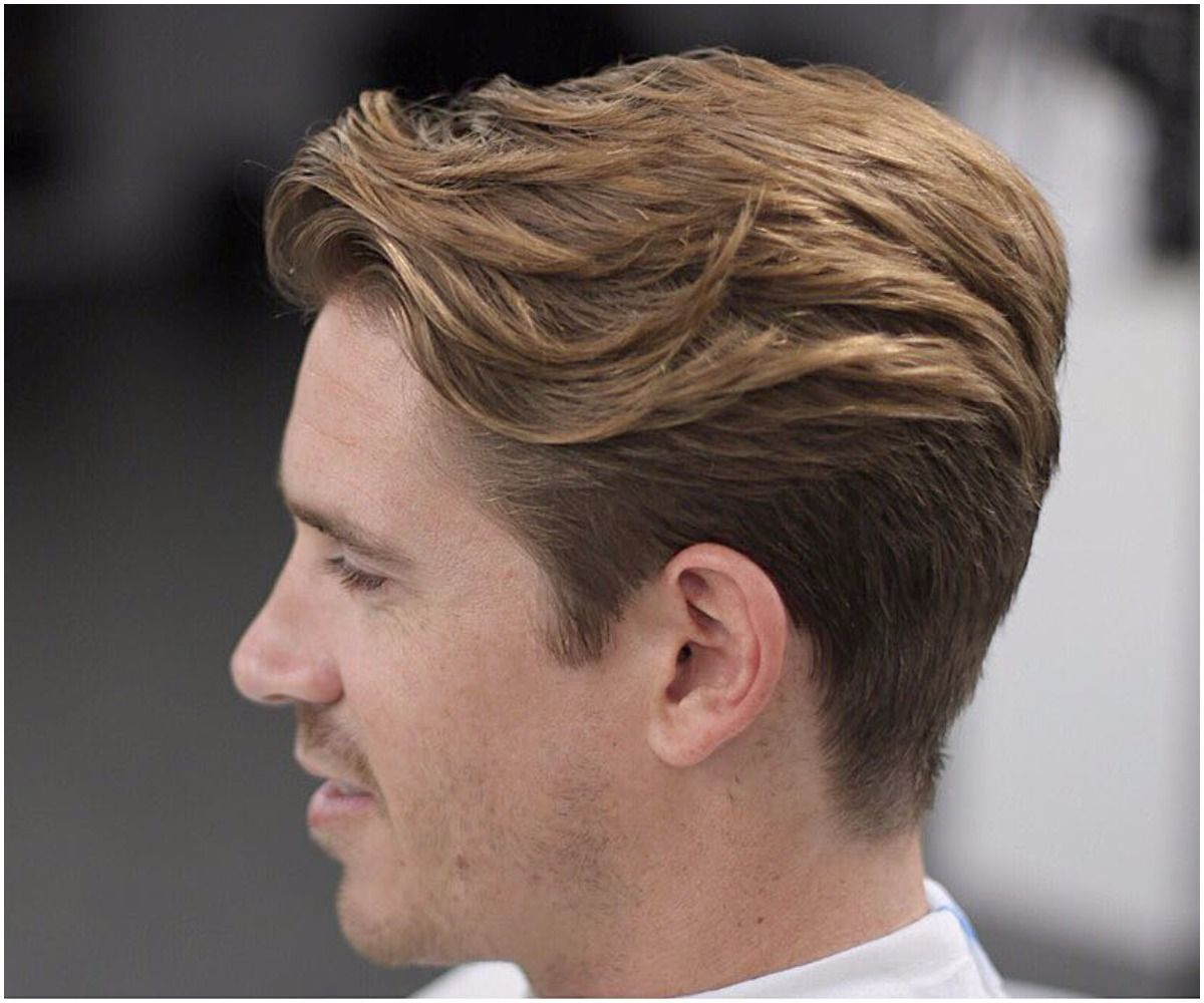 53 Layered Mohawk Hairstyle Great Style In 2020 Easy Mens Hairstyles Medium Hair Styles Easy Hairstyles