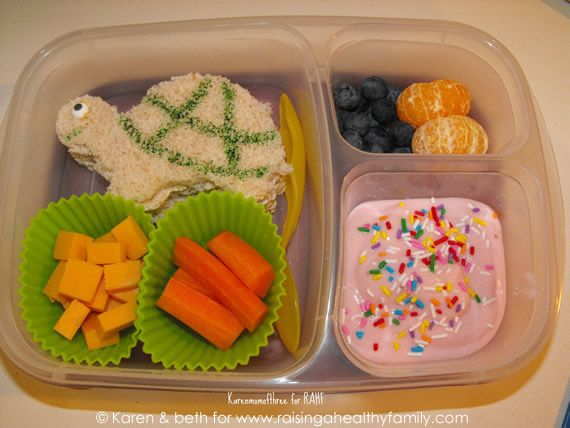 bento box turtle lunch such a fun idea for children 39 s school lunches lunchbox food ideas. Black Bedroom Furniture Sets. Home Design Ideas