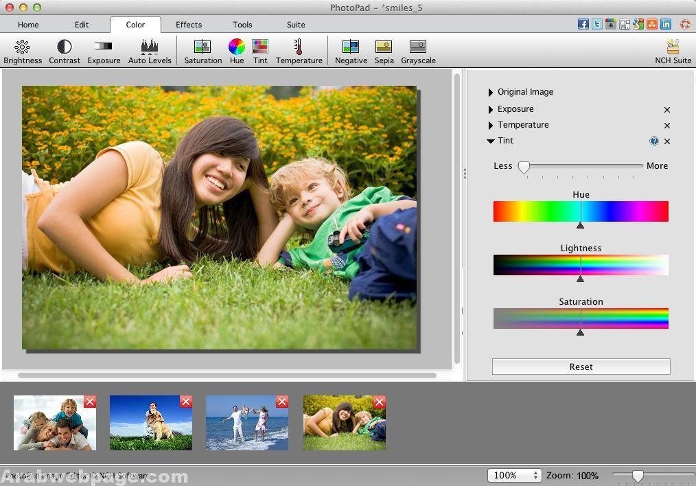 تحميل برنامج تركيب الصور علي مناظر طبيعية Natural Views