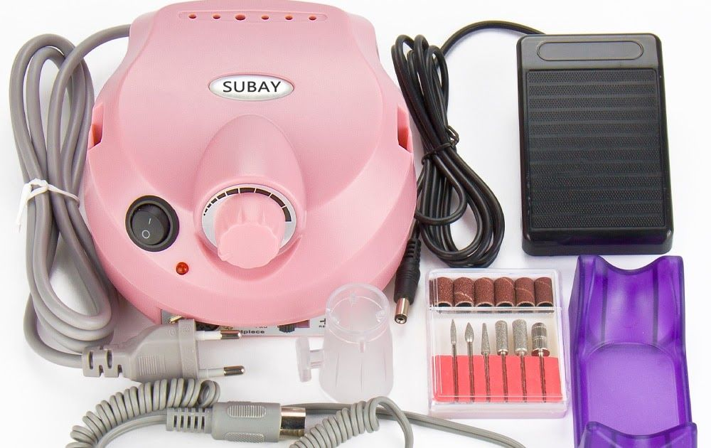 Best Price 6 Colors Nail Polishing Machine Tool Electric