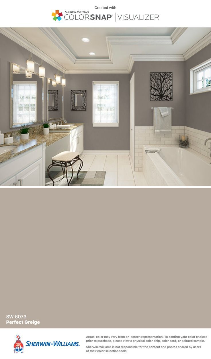 Home Depot Paint Swatches   Perfect Greige   Benjamin Moore Paint ...