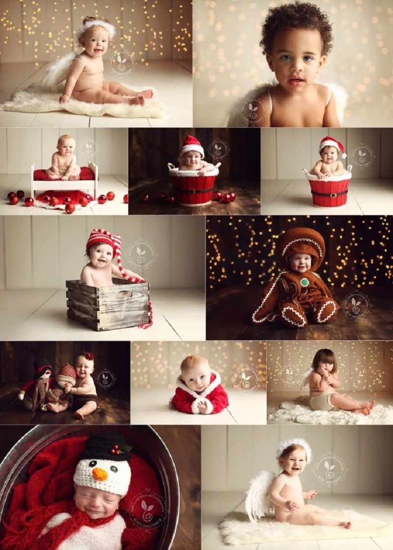 festive christmas newborn photography baby pinterest fotoideen kinderfotos und baby shooting. Black Bedroom Furniture Sets. Home Design Ideas