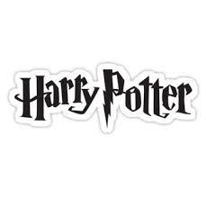 Harry Potter Logo Png Harry Potter Stickers Harry Potter Logo Cute Laptop Stickers