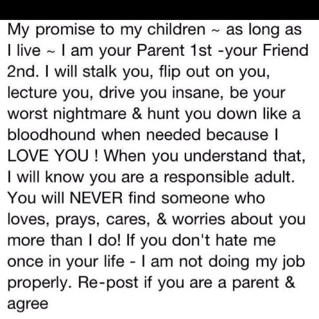 Tough Love More Parents Should Try It With Images Tough