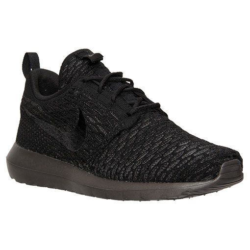 mens nike roshe one flyknit casual shoes