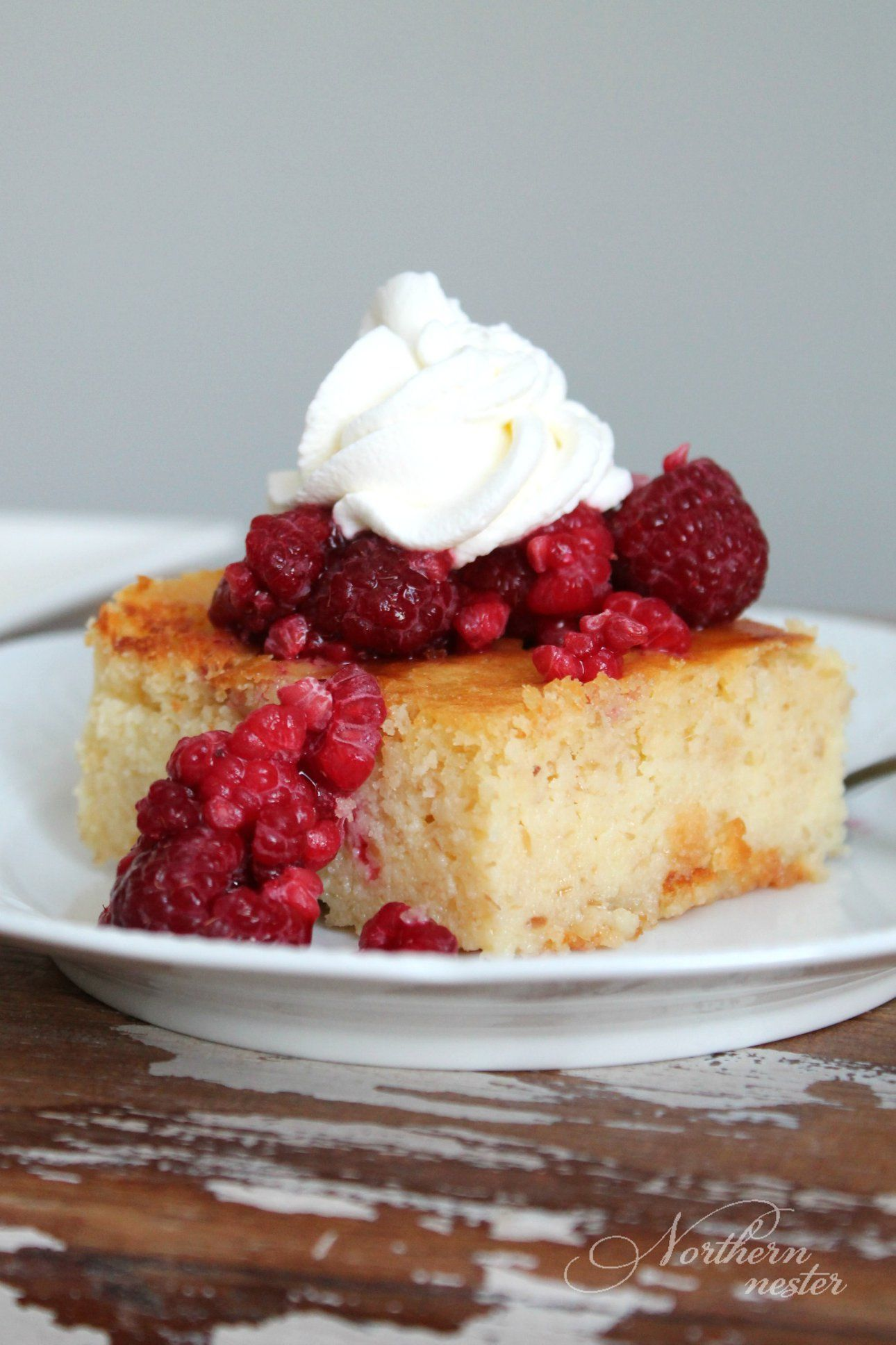 Lemon Yogurt Cake Thm S Recipe With Images Lemon Yogurt