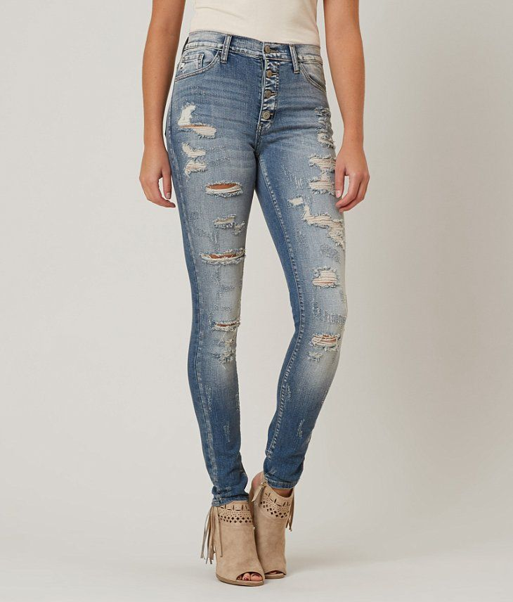 KanCan High Rise Skinny Stretch Jean - Women's Jeans | Buckle