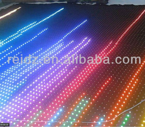 Portable colorful decorative diy led lighting on sale bar/ night bar/ club/ KTV decoration