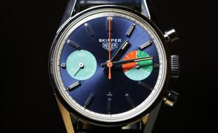 TAG Heuer watches : Heuer Carrera 7754